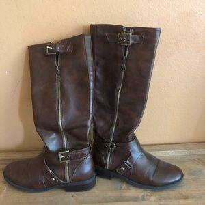Women's GUESS riding boots